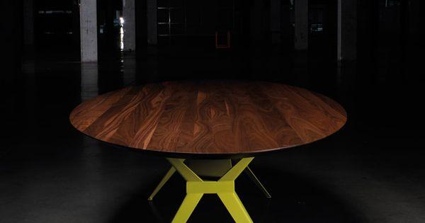 Zwaan ovaal  Seuren Tafels  tafel eetkamer  Pinterest