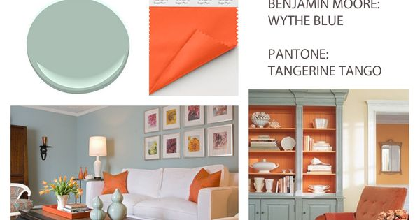 Colors Of The Year For 2012 Benjamin Moore Wythe Blue