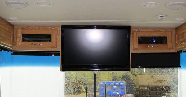 Tv Cabinets Conversions Amp Rv Furniture Bus Conversion