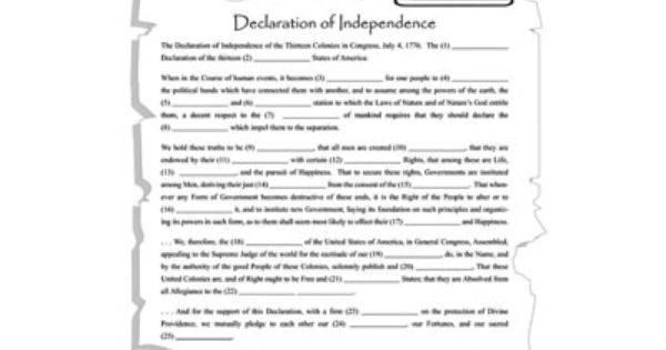 declaration of independence social studies pinterest social studies government lessons. Black Bedroom Furniture Sets. Home Design Ideas