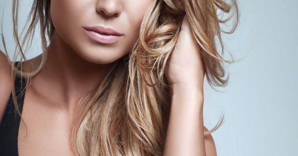 Beautiful hair colour. - AM