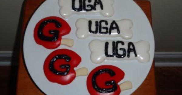 Uga Cookies Cookies Uga Super Bowl Food