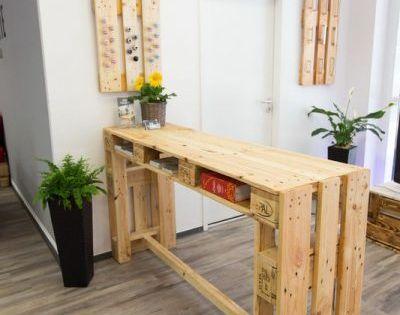 mobel aus paletten diy m bel pinterest palettenm bel europalette und m bel. Black Bedroom Furniture Sets. Home Design Ideas