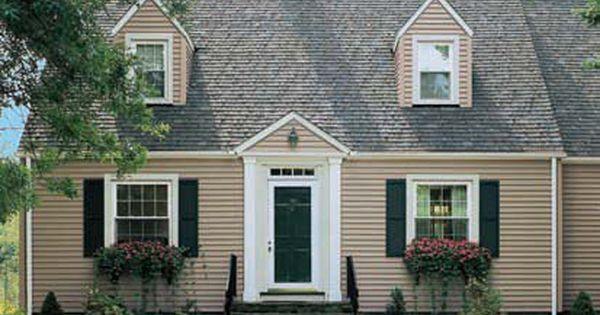 Cape cod home style exterior cape cod pinterest for Cape cod exterior
