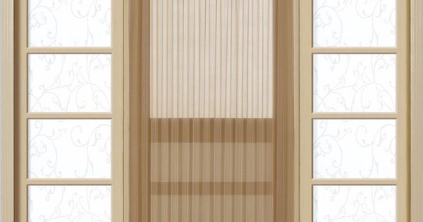 The Monte Carlo Semi Sheer Voile Door Panel By United Curtain Will Compliment Any Room Decor With Its Delicate Sheer Voile Fabric This Door Panel Curtains Panel Curtains Panel Doors