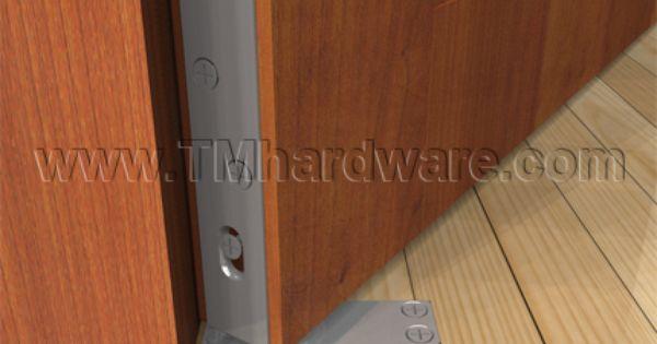 Hager 510 511 512 Double Acting Hospital Set Head And Floor Pivots Flooring Doors Hardware