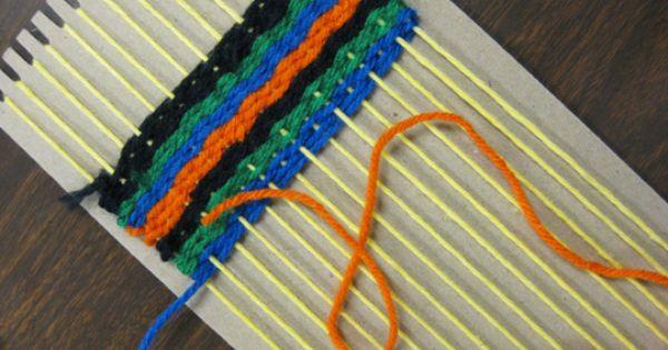 Navajo Weaving For Kids Native America For Kids