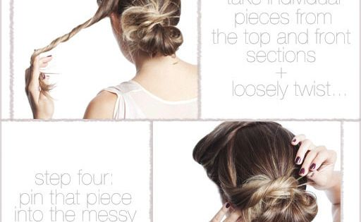 hair, hair styles, hair tutorials, hair ideas, wedding hair, pretty hair, cute