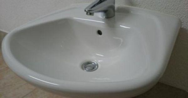 Waschtisch Von Villeroy Und Boch Mit Friedrich Grohe Armatur In Hessen Liederbach Badezimmer Ausstattung Und Mobel Ebay Klein