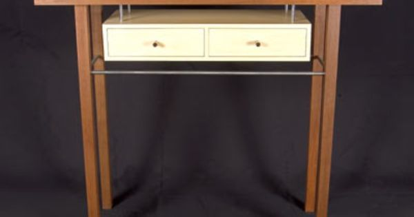Hall Table With Drawers contemporary hall tables with drawers | hanging drawer hall table