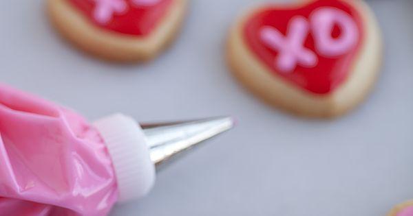 Valentine S Day Sugar Cookie Mini Bites Valentine S Day Sugar