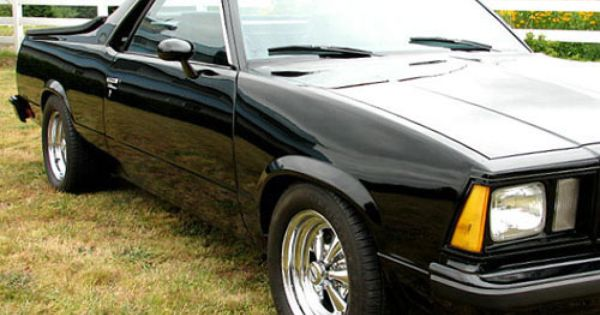 1980 Chevy El Camino Hot Rod Magazine For Sale Muscle Cars El