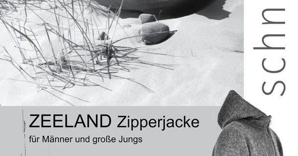 Schnittmuster, Zipperjacke ZEELAND | Patterns