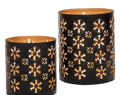 Three Posts 2 Piece Metal Tabletop Votive Holder Set In 2020 Candle Holders Tealight Candle Holders Metal Votive Candle Holders