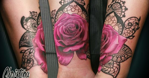 Opposite side (top of wrist) substitute heart | Inked ...
