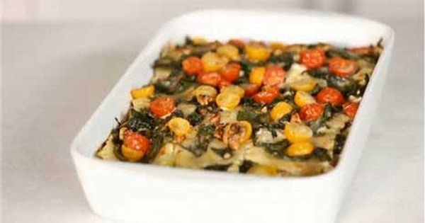 da7746ba59b0ef5fa9d6e1d050a03b40 - Better Homes And Gardens Vegetable Lasagna