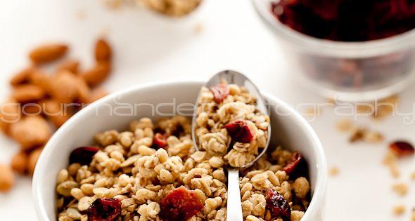 Cranberry, Almond & Pumpkin seed granola
