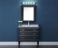 36 Xylem V Manhattan 36bk Bathroom Vanity Xylem Homeremodel Bathroomremodel Contemporary Bathroom Vanity Bathroom Furniture Vanity Modern Bathroom Vanity