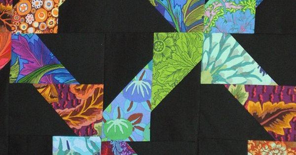 Fun Patch Tutorial By Rachel 2nd Avenue Studio Quilts