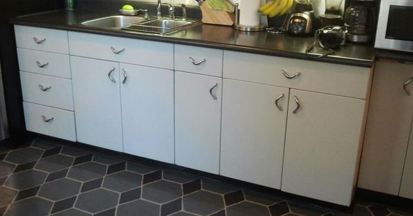 Youngstown By Mullins Steel Cabinets Painted Floor Roof