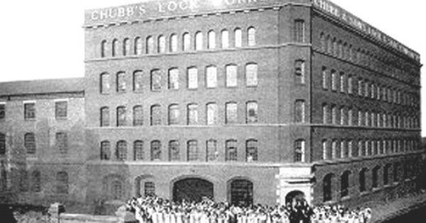 Chubb Building Wolverhampton Wolverhampton West Midlands