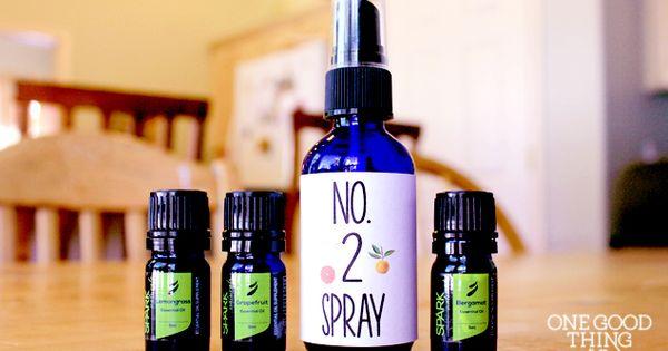 number 2 spray 3