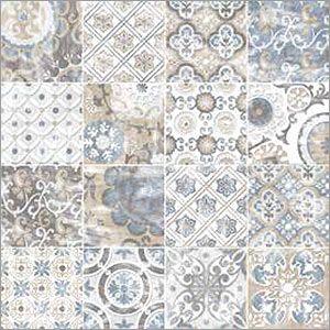 Ortigia Light Blue 6 X6 Patchwork Tiles Light Blue Tile Decorative Tile