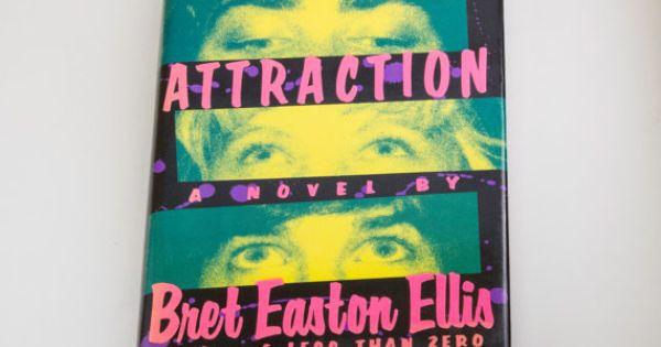 Vintage Hard Back Book Brett Easton Ellis The by FeedYourGeekShop, $25.00