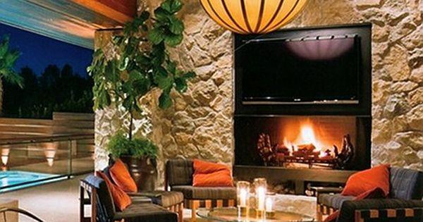 50 stunning outdoor living spaces terrazas patios y jard n for Terrazas johnsons