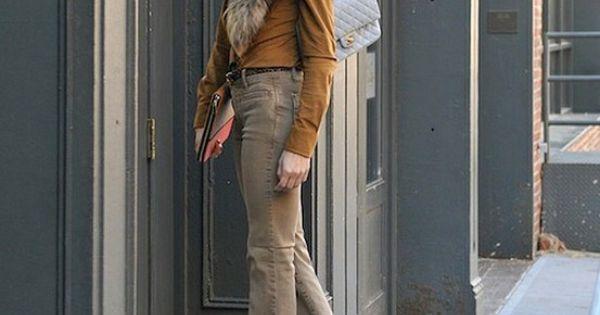 Flared jeans wide legged denim