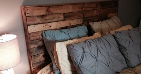 Bedheads Pallet Headboard Made To Order In Savage Mn With