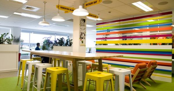 fit out pinterest auckland new zealand offices and cafeter