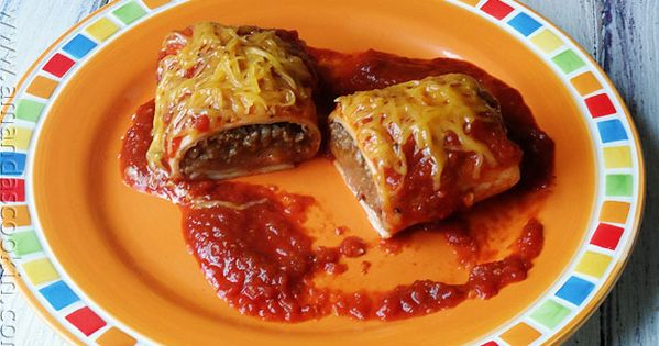Taco Bell Enchirito Copycat Recipe Taco Bells And Copycat