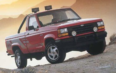 Two Wheel Drive Rangers Got An Optional 3 0 Liter V 6 Engine For 1991 To Replace The 2 9 Liter Offered Previously And St Camionetas Automoviles Autos Clasicos