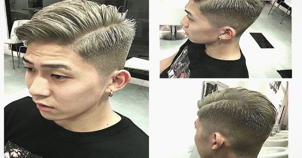 Cool Unique Fade Haircut In Japanese Check More At Https Hairstylesformen Club Fade Haircut In Japanese