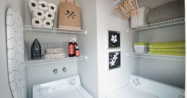 15 astuces pour ranger vos petits espaces deco and ranger. Black Bedroom Furniture Sets. Home Design Ideas