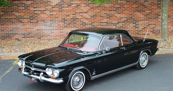 Car Of The Week 1964 Chevrolet Corvair Monza Spyder Old Cars Weekly If You Ve Got An Old Car You Love We Want To Hear Chevrolet Corvair Monza Chevrolet