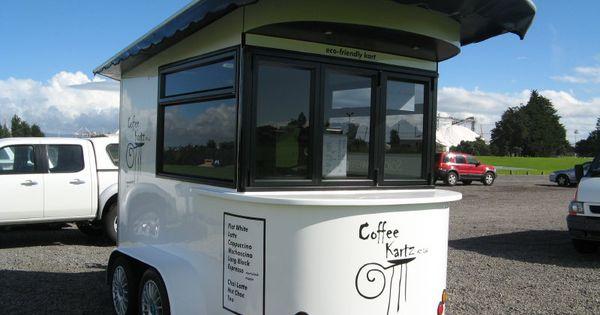 solar powered coffee machine
