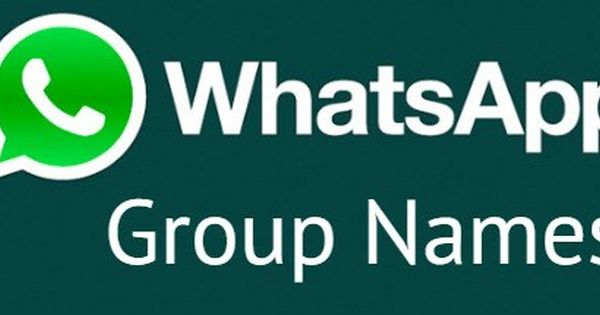Best Whatsapp Group Chat Names List Whatsapp Is One Of The Most Popular Instant Messaging Service In Group Chat Names Funny Group Chat Names Group Names Ideas