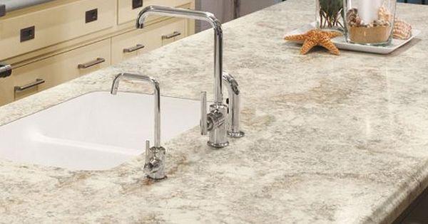 Formica 180fx countertops in crema mascrello a little for Most expensive kitchen countertops