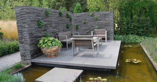 terrasse-gestalten-garten-modern-4yv8pqcw (736×494)   terrasse, Terrassen ideen