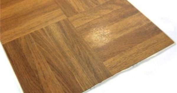 Self Adhesive 24 24 Wood Pvc Floor Tiles Tile Floor Wooden Pattern Pvc Flooring