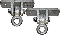 Backyard Recess Porch Swing Hangers Heavy Duty Iron Hanging Hooks Iron Pergola Wooden Pergola Porch Swing