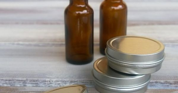 Solid Perfume Recipes with Essential Oils