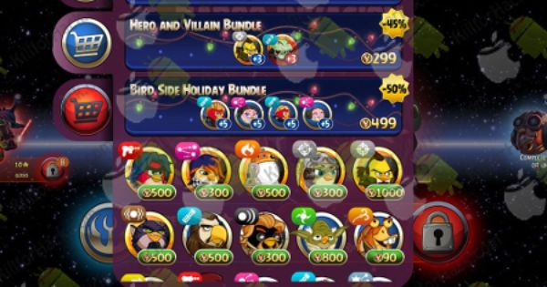 Angry Birds Star Wars Ii Hack Cheats For Ios Android Devices