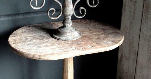 Antiek wijntafeltje van hoffz interieur bij molitli for Antiek interieur