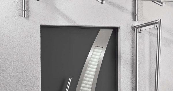vordach mit rundrohren aus edelstahl und vsg glas vordach pinterest. Black Bedroom Furniture Sets. Home Design Ideas