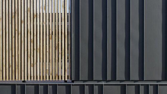 pasel kuenzel architects Rotterdam - timber & metal profile