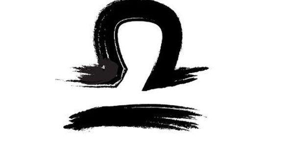 Libras Seeking Balance Will Love Our Libra Zodiac Temporary Tattoo