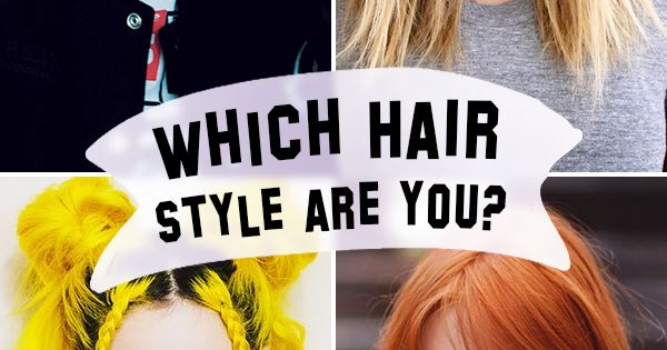 Hair Style Quiz: Fun Quizzes, Hair Style And Quizes On Pinterest